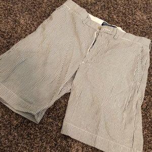 34 Polo pinstripe Shorts